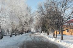 Polák Nikola, Géres télen - Horeš v zime, II. kategória