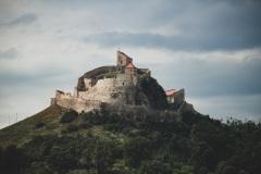 MolnarSzabolcs - Vár állott, most kőhalmi vár, Marosvásárhely (VI.kat.)